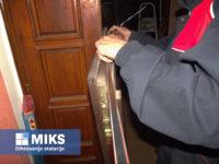 Dihtovanje vrata - dihtovanje stolarije