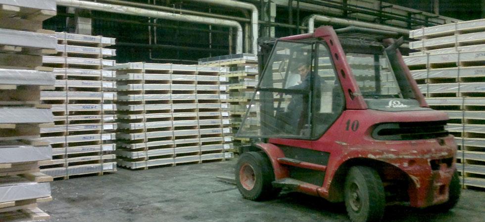 Fabrika za proizvodnju lajsni za dihtovanje